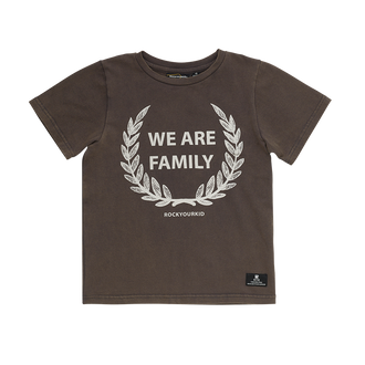 WE ARE FAMILY BABY T-SHIRT
