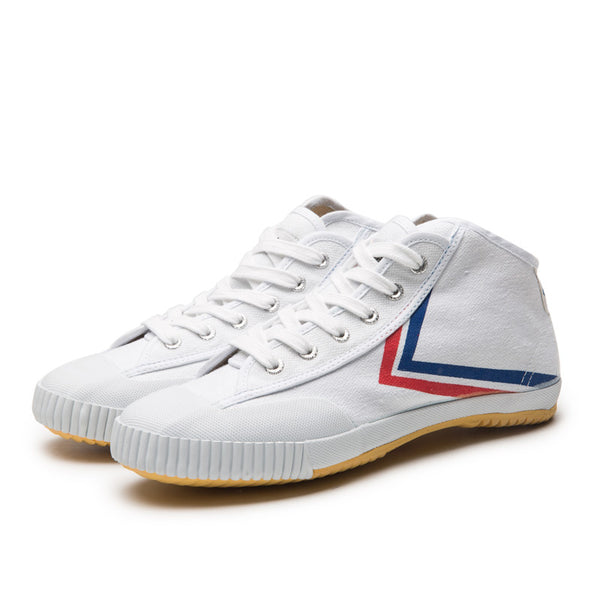 Orignal Feiyue Men's Retro Sneakers High Top - Without Text Logo