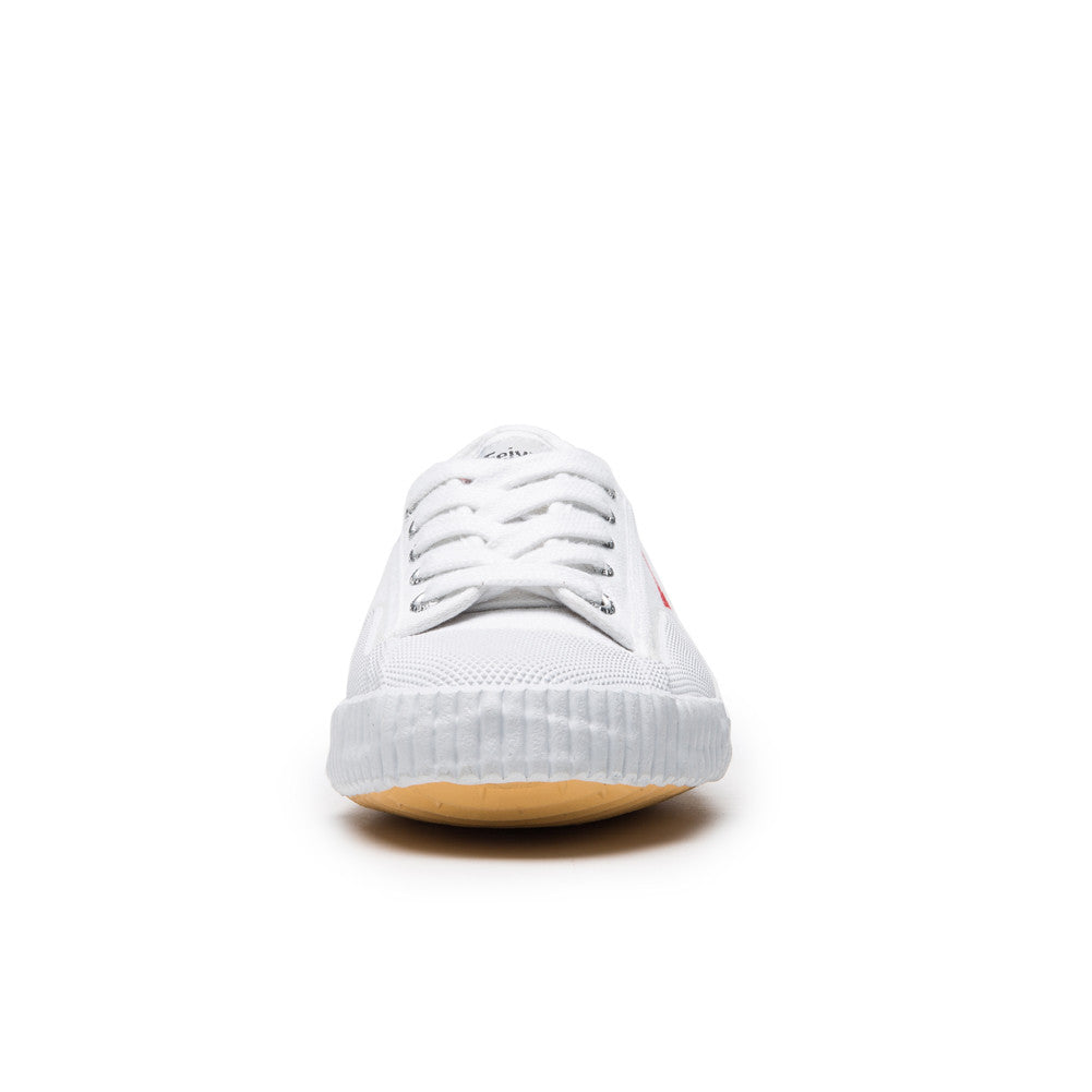 Orignal Feiyue Men's Retro Sneakers Low Top - Big Logo