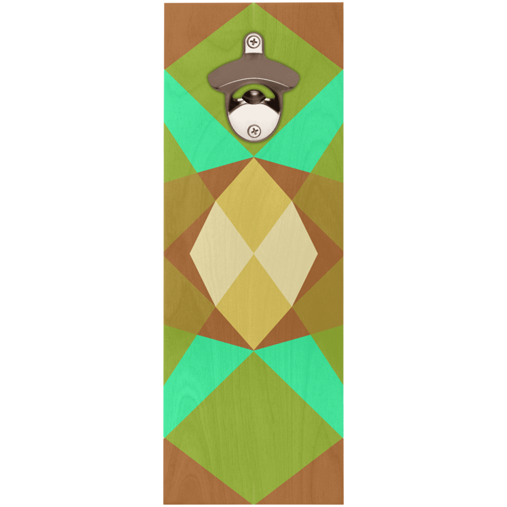 Minty Green | Bottle Opener