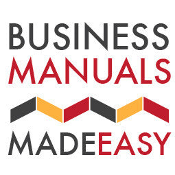 Introduction to Business Manuals