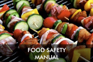 Food Safety Manual inclusions