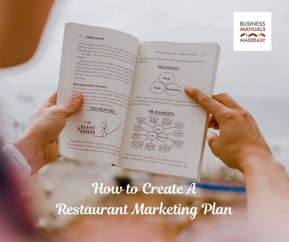 How To Create A Restaurant Marketing Plan