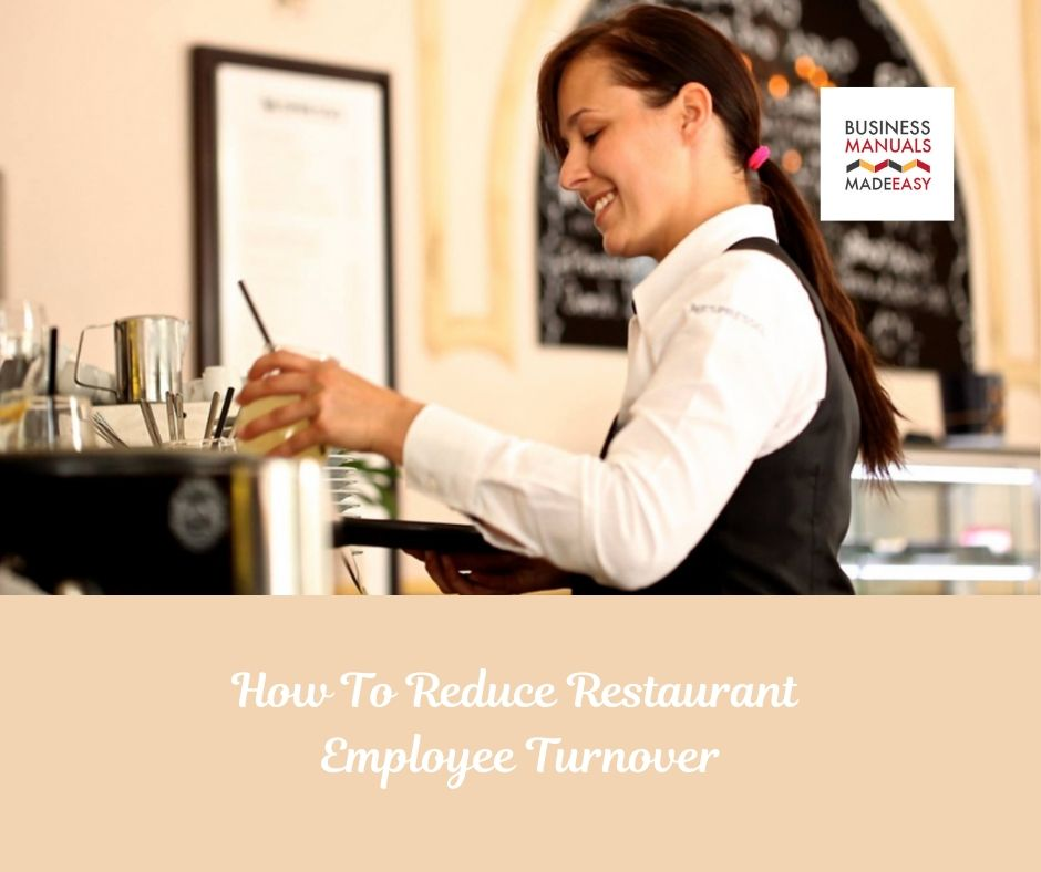 How To Reduce Restaurant Employee Turnover