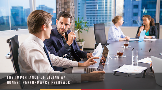 Methods of providing feedback to employees