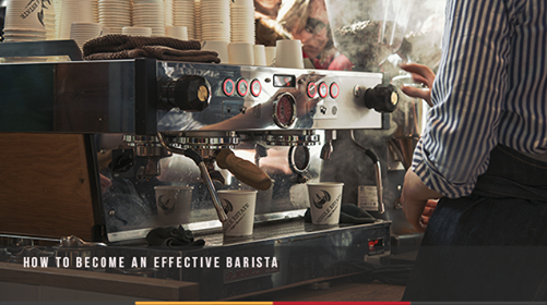 Barista tips for beginners
