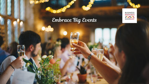 Embrace Big Events