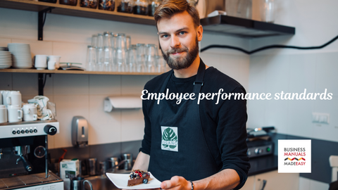 Employee performance standards