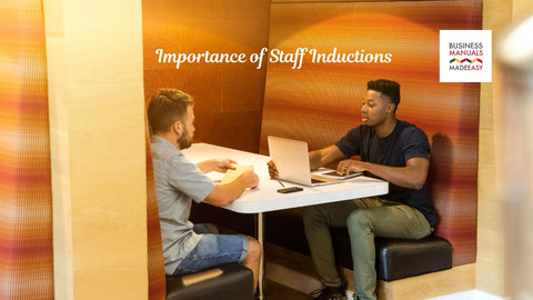 Importance of Staff Inductions