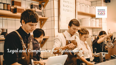 Legal and Compliance for Restaurants