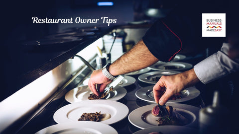 Restaurant Owner Tips