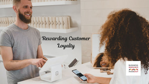 Rewarding Customer Loyalty