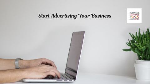 Start Advertising Your Business