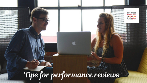 Performance review tips for employers