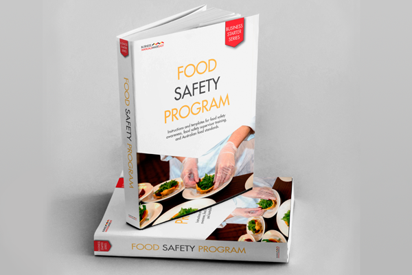 Business Manuals Made Easy: Food Safety Program