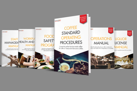 Business Manuals Made Easy: Hospitality Manuals Collection