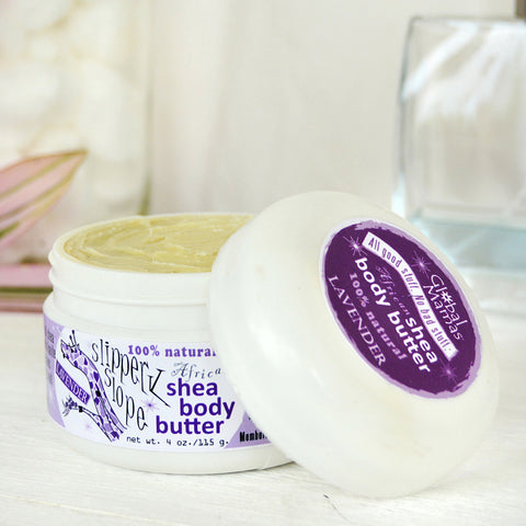 Shea Body Butter - Lavender