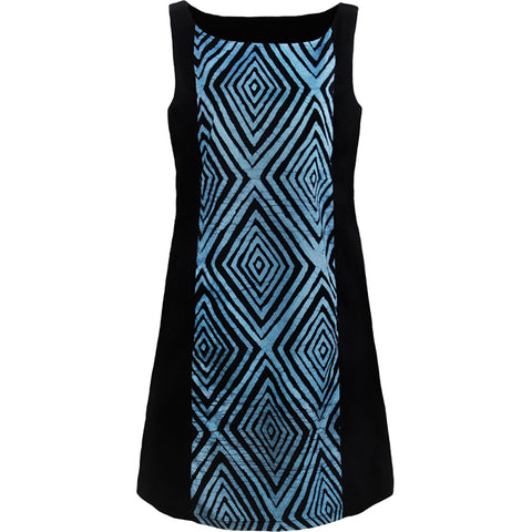 A-line Dress - Diamonds