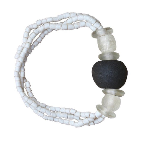 Abacus Bracelet- Silver
