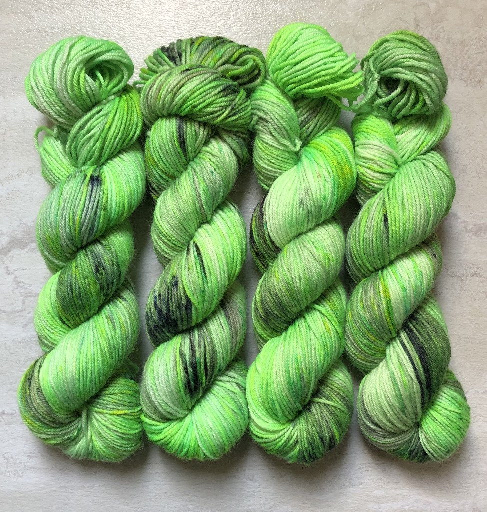 Spirit of the Forest - Squish Like Grape DK