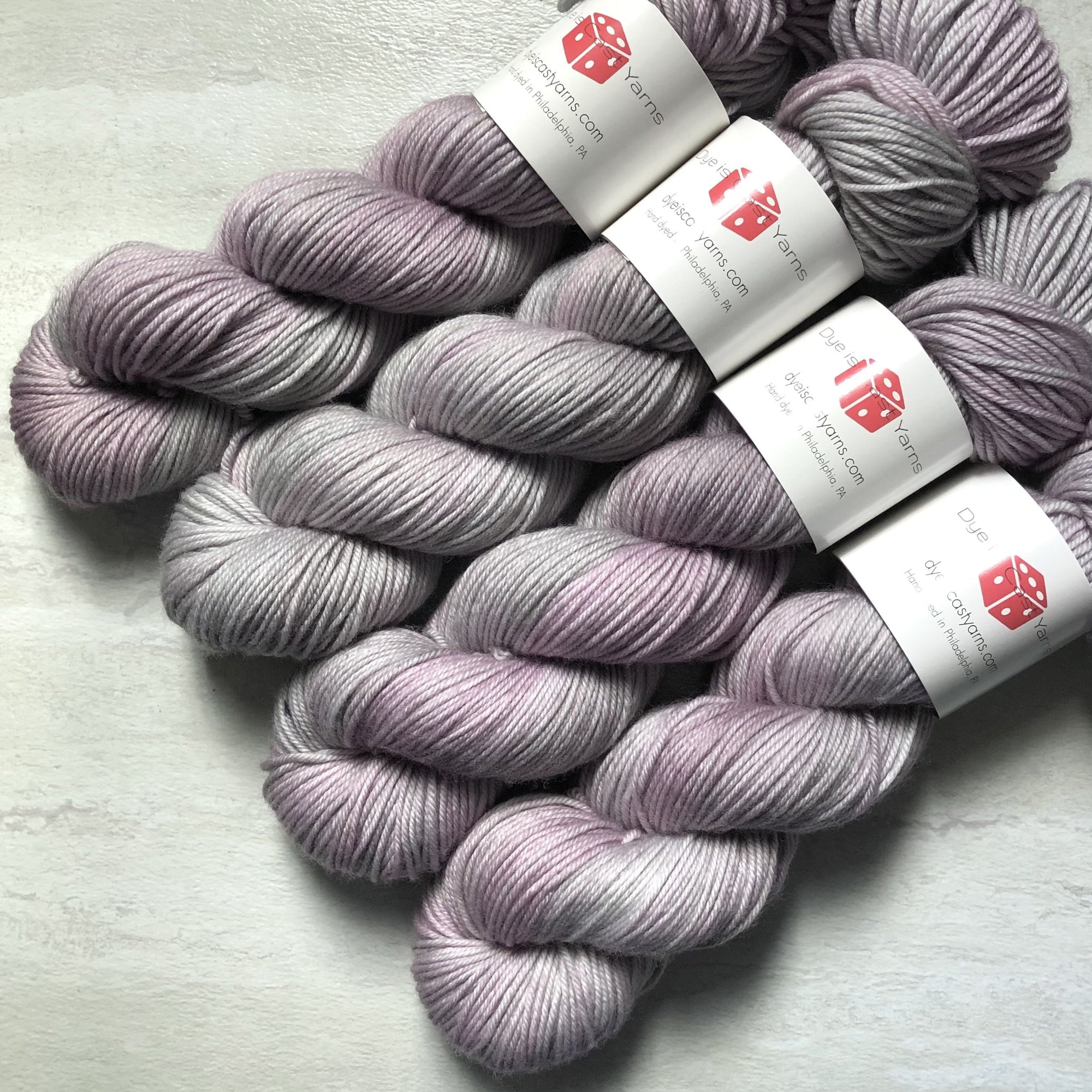 You're Mauvelous - Squish Like Grape DK