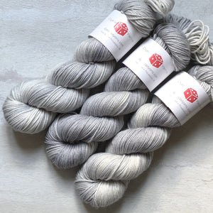 Silver Lining - Squish Like Grape DK