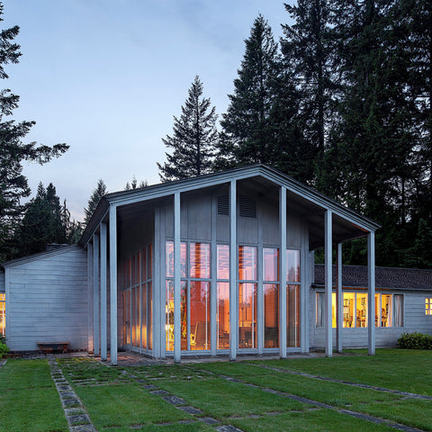 northwest modern home architecture. Northwest Modern: Architect John Yeon Modern Home Architecture S