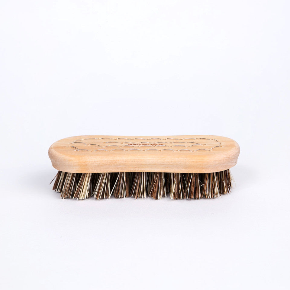 Natural Bristle Vegetable Brush