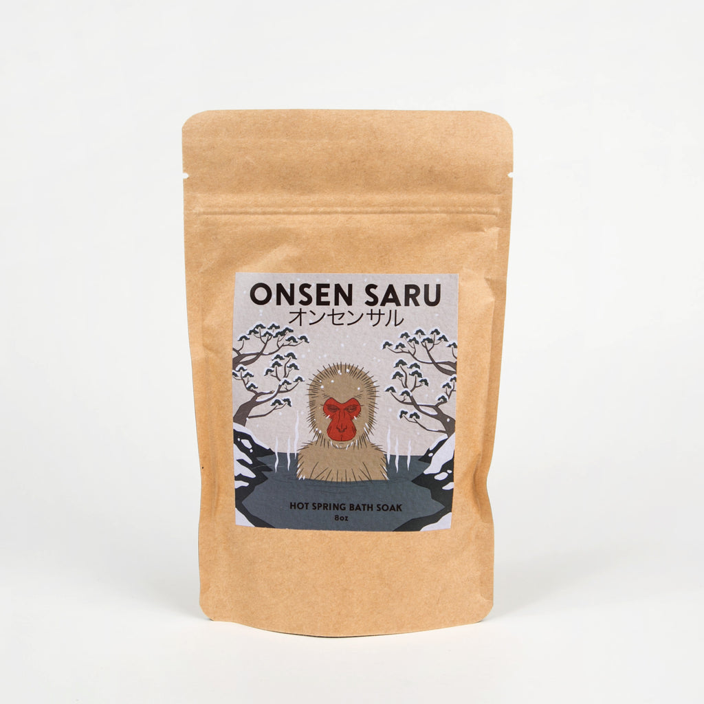 Onsen Saru Hot Spring Bath Salts