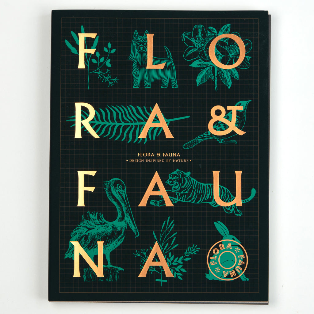 Flora & Fauna: Design with a Tribute to Nature