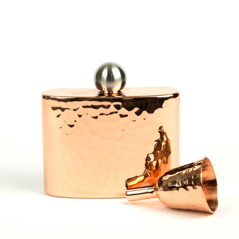 Espadin Copper Flasks