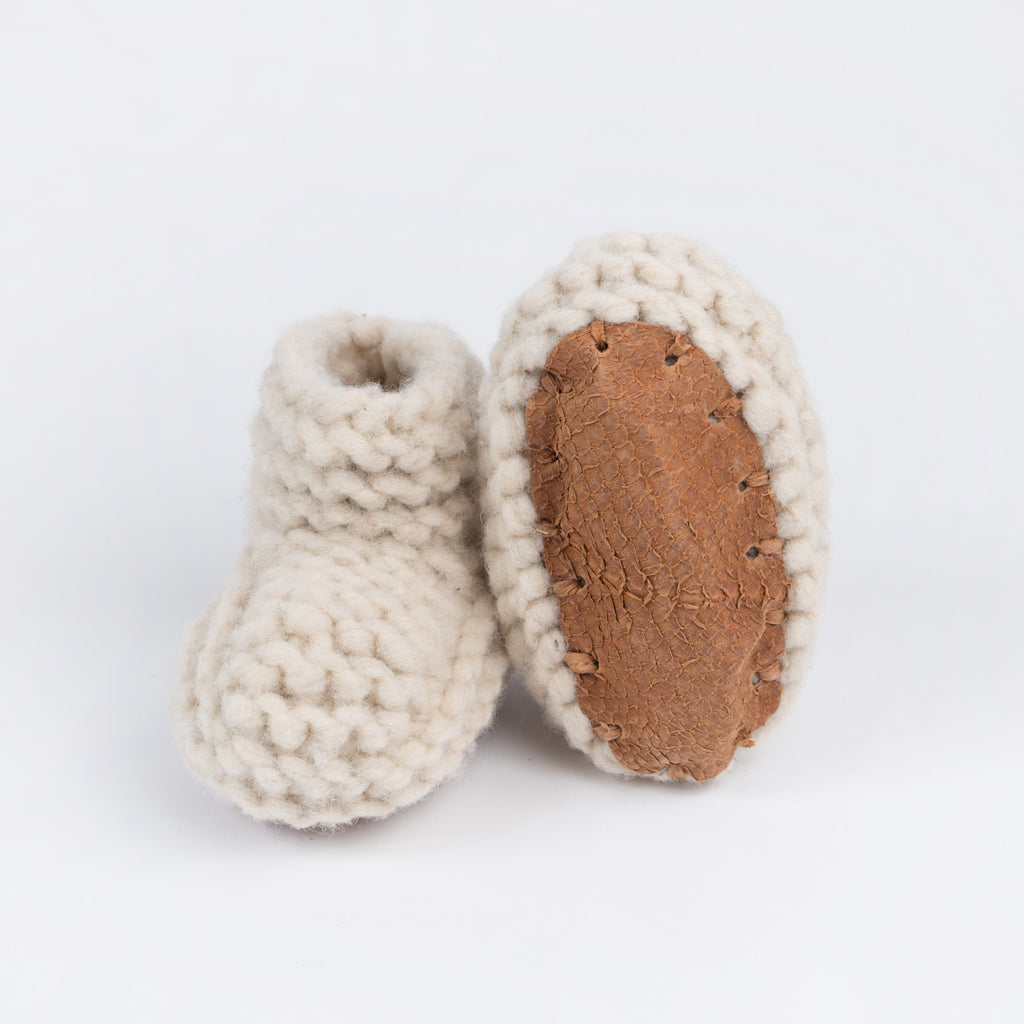 Chilote Baby Slippers