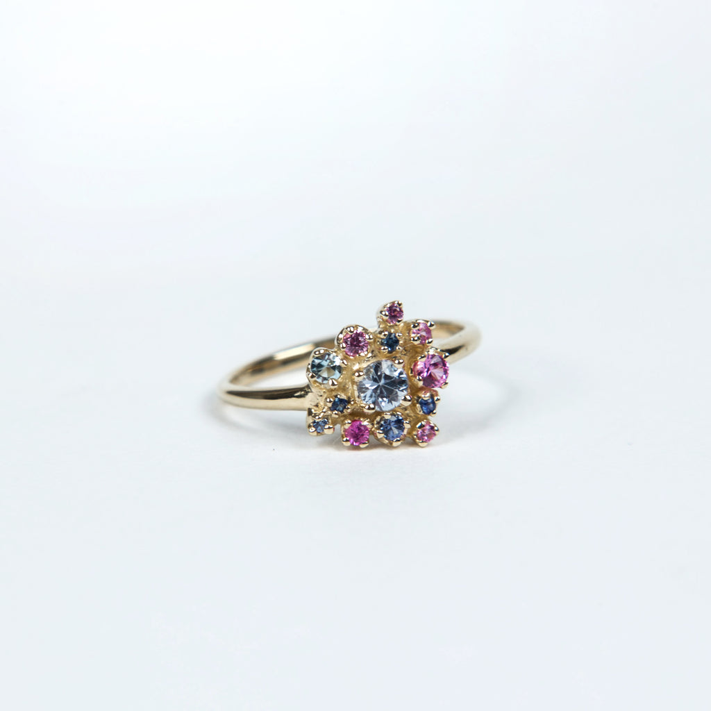 N + A Jewelry: Daisy Collage Ring