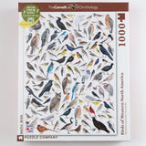 Birds of North America Puzzles