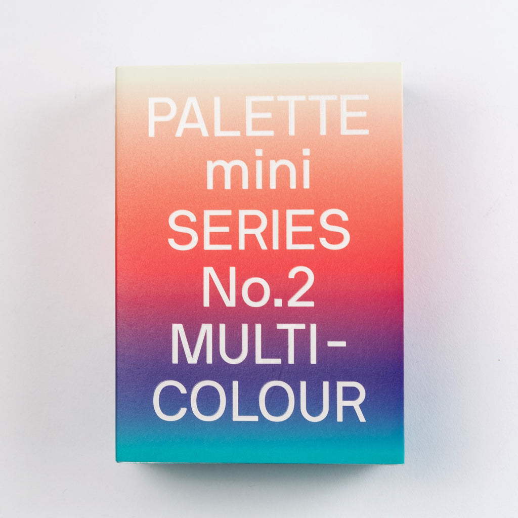 Palette Mini Series 02: Multicolour