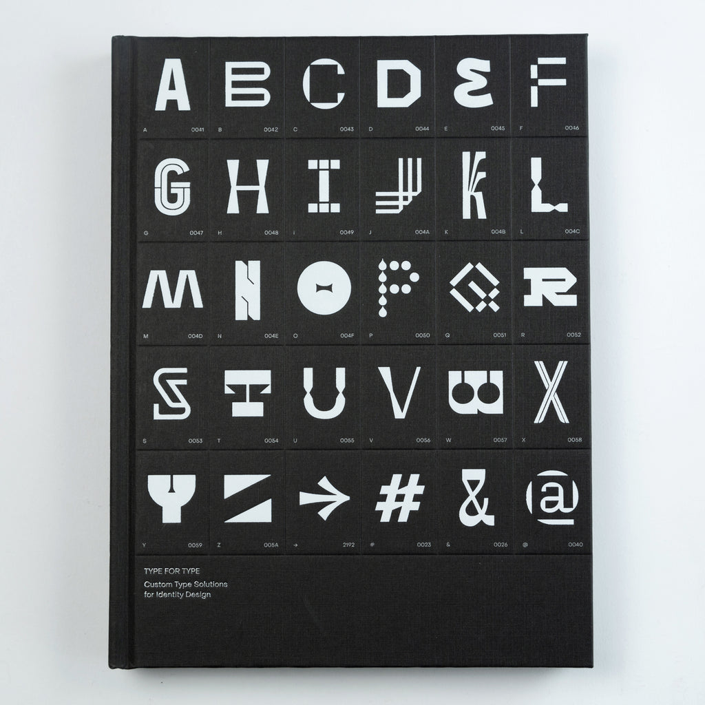 Type for Type: Custom Typeface Solutions for Modern Visual Identities