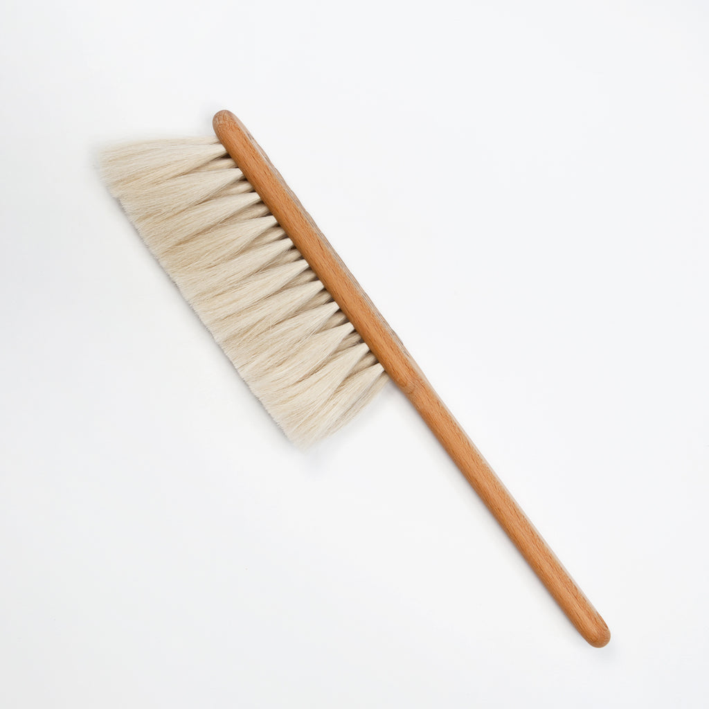 Natural Bristle Dust Brush