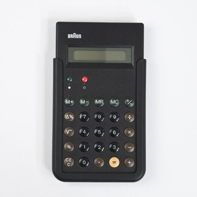 Braun ET 66 Calculator
