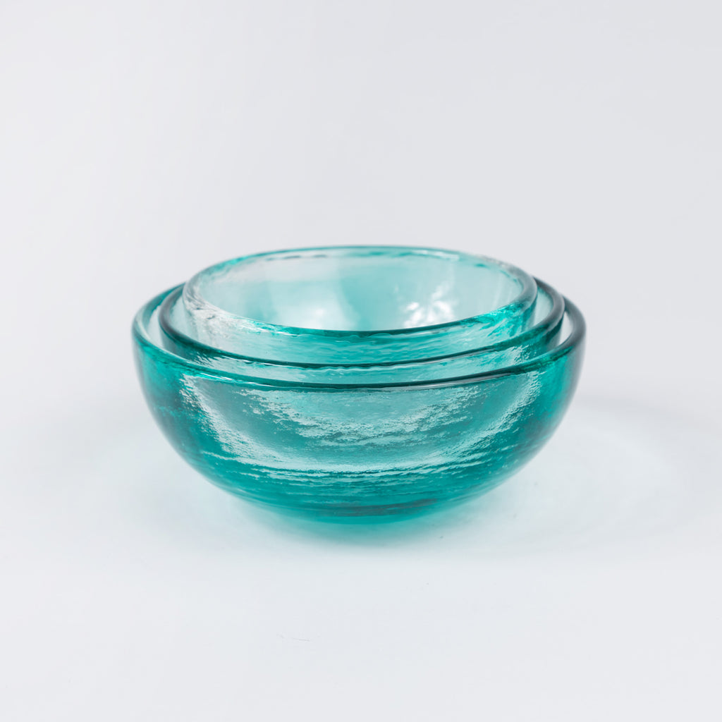 Glass Nesting Bowls