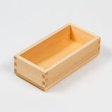 Hinoki Lidded Boxes and Trays