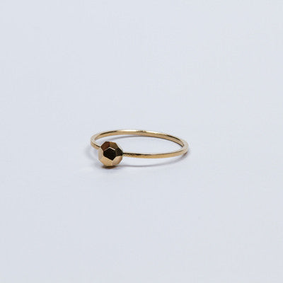 Mute Object Geo Ring Collection