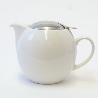 4 Cup Round Teapot