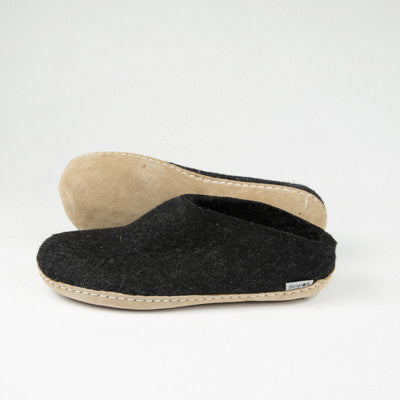 Glerups Felt House Slippers
