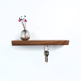Beveled Key Shelf