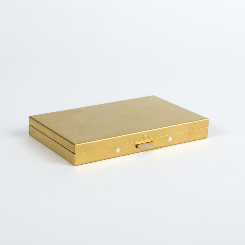 Japanese Brass Card Cases