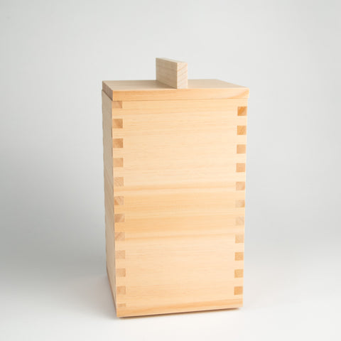 Hinoki Storage Box