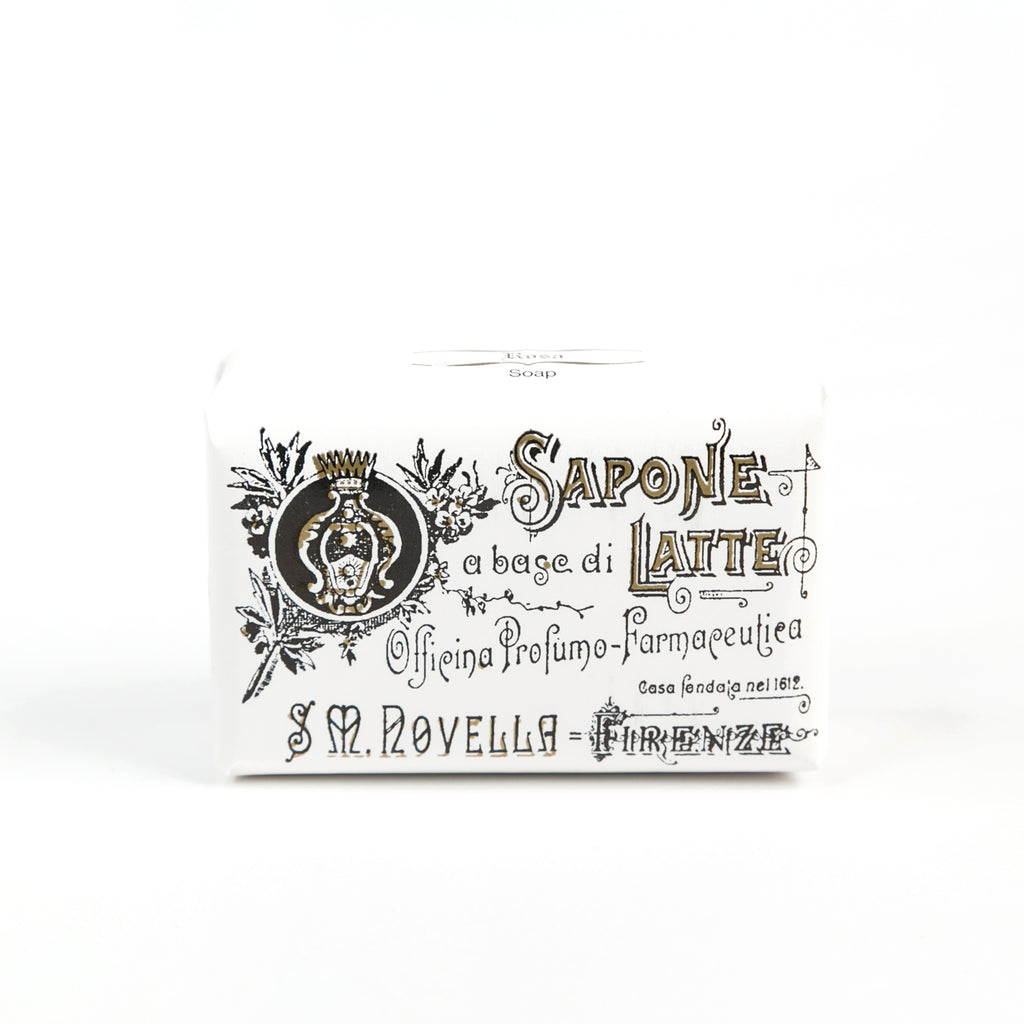 Santa Maria Novella Rose Milk Soap