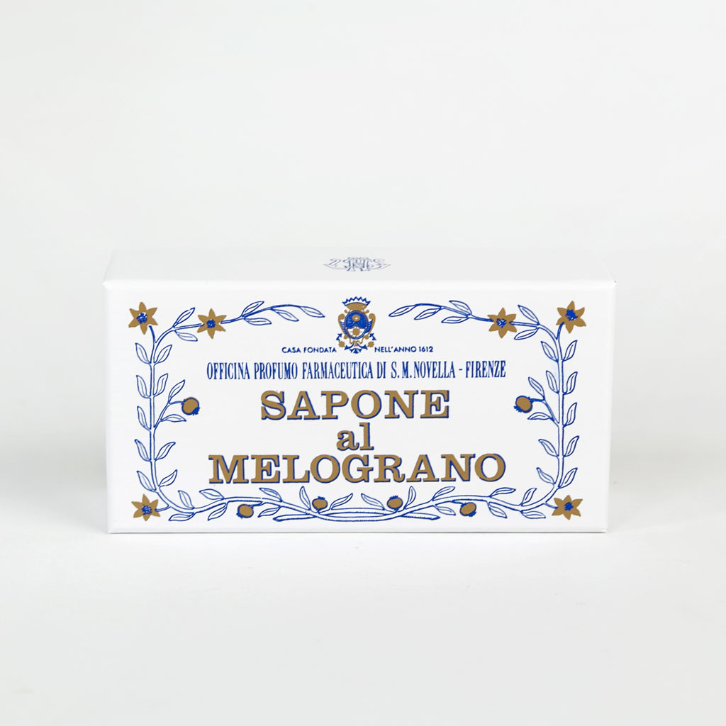 Santa Maria Novella Pomegranate Bath Bar
