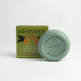 Lightfoot's Pine Shave Soap
