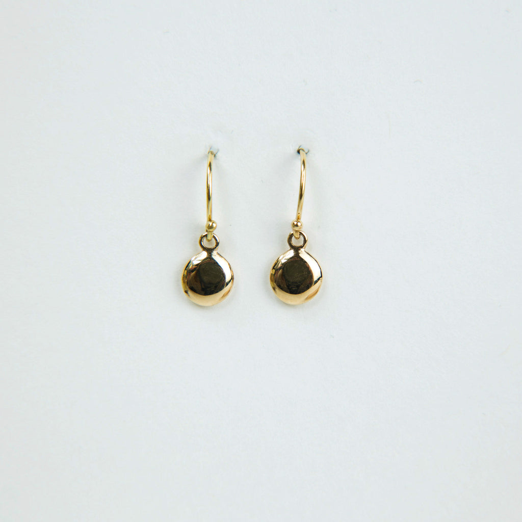 Carla Caruso Mirror Drop Earrings